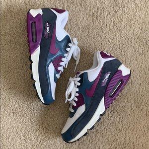 Nike Air Max 90 Essential Grape/Blue